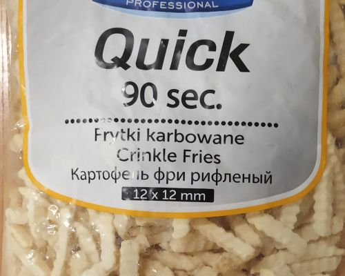 Bulvytės fri   (Quick 90 sec.)